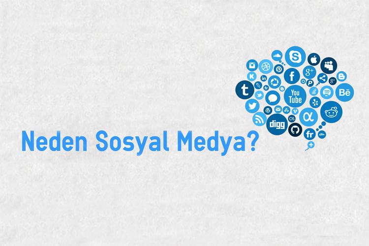 Neden Sosyal Medya? | Infografik